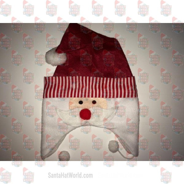 Kids Santa Claus Santa Hat